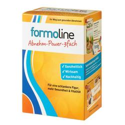 FORMOLINE Abnehm-Power-3fach L112+Eiweißdiät+Buch 1 St.