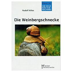 Die Weinbergschnecke. Rudolf Kilias  - Buch