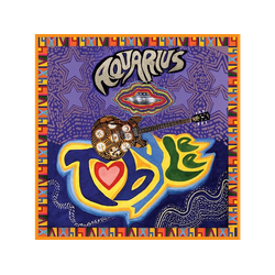 Toby Lee - AQUARIUS (CD)