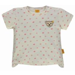 Steiff Girls T-Shirt mit Blümchen