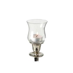 BOLTZE Windlicht Für alle Kerzenständer (Einteilig), Aufsteckwindlicht beige
