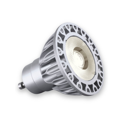 Soraa Soraa Vivid 3 - Vollspektrum LED - MR16 GU10 - 36° - 9Watt LED-Leuchtmittel, GU10, 1 Stück, 2700, 3000, Vollspektrum LED