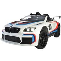 Jamara Ride On BMW M6 GT3 weiß 460473