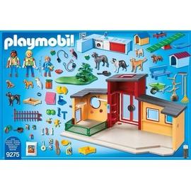 Playmobil City Life Tierhotel Pfötchen 9275