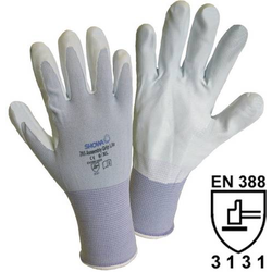 Showa 265 Assembly 1164 Nylon Arbeitshandschuh Größe (Handschuhe): 6, S EN 388 CAT II 1 Paar