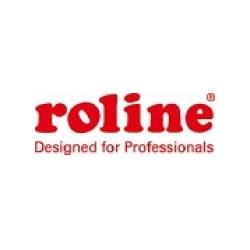 ROLINE Laptop-/Drucker-Tisch Grau (17.01.1086)