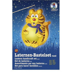 Laternen-Bastelset 29 'Tiger'