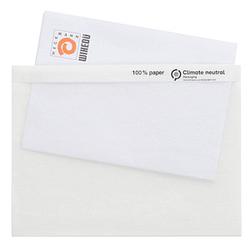 250 WIHEDÜ Lieferscheintaschen Pergamin Papier DIN C6