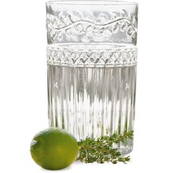 Longdrinkglas, (Set, 6 tlg.), Recycling-Glas, 6-teilig farblos Cocktailgläser Longdrinkgläser Gläser Glaswaren Haushaltswaren Longdrinkglas