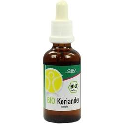 KORIANDER EXTRAKT Bio 23% V/V 50 ml