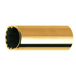 Gewa Clayton Brass Socket Slide Medium - Messing
