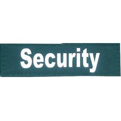 HEIM Klettlogo Security, (2 St), für Hunde-Profigeschirr