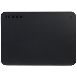Toshiba Canvio Basics 1TB USB 3.0 schwarz (HDTB410EK3AA)