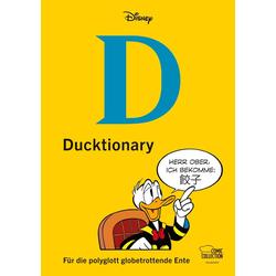 Ducktionary: Buch von Walt Disney