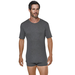 KUMPF Unterhemd (1 Stück) grau 8