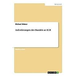 Anforderungen des Handels an ECR. Michael Hübner  - Buch