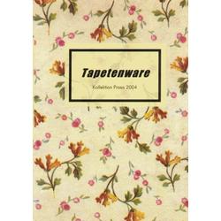 Tapetenware als Buch von