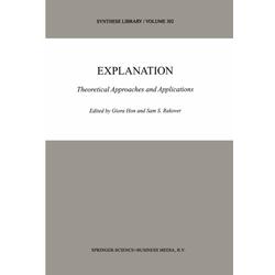 Explanation als Buch von