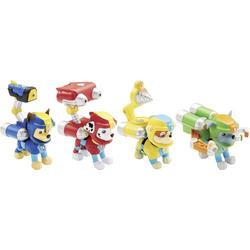 Sparset Sea Patrol Deluxe Figuren Rocky, Chase, Marshall und Rubble