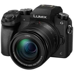 Panasonic DMC-G70MEG-K Systemkamera 16 Megapixel Schwarz