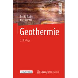 Geothermie als Buch von Ingrid Stober/ Kurt Bucher
