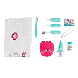 Barbie Zahnarzt-Set pink-kombi