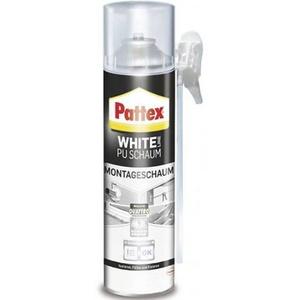 Pattex White Line Montageschaum Herstellerfarbe Weiß PUW50 500ml
