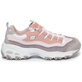 SKECHERS D'Lites - Sure Thing rose/ white, 39