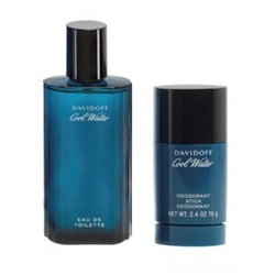 Davidoff Cool Water Man Edt/deo 2 Artikel Set