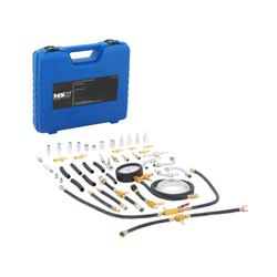 MSW Benzindruckprüfer - 0-7 bar - 30 Teile MSW-FIPT-01