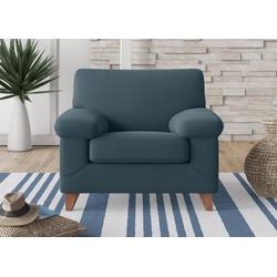 machalke® Sessel diego blau