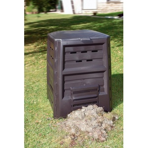 KHW Komposter, BxTxH: 84x84x112 cm, 640 l