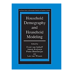 Household Demography and Household Modeling - Buch