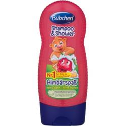 Bübchen Kids Shampoo & Duschgel 2 in 1 Himbeere 230 ml