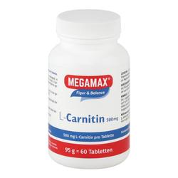 L-CARNIPURE 500 mg Kautabletten