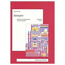Günaydin: Tl.1 Schlüssel und Wörterverzeichnis - Buch