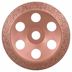 Bosch Accessories 2608600365 Hartmetalltopfscheibe, 180 x 22,23 mm, fein, schräg fein, schräg Ø 1