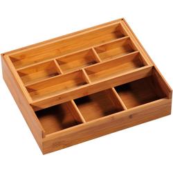 KESPER for kitchen & home Aufbewahrungsbox, verschieb- u. ausziehbar