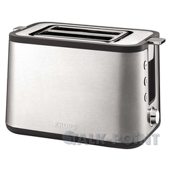 Krups Toaster KH 442 D Edelstahl