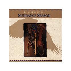 R.CARLOS Nakai - Sundance Season (CD)