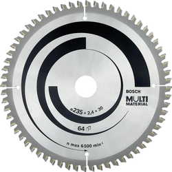 Bosch HW Kreissägebl.Expert MM 235x2,4x30mm Z64 TF-Bosch