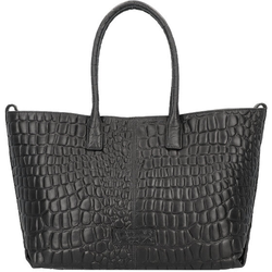 Liebeskind Chelsea Sopper Tasche Leder 37 cm black