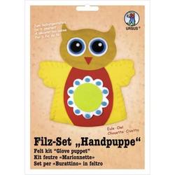 Filz-Set Handpuppe Eule