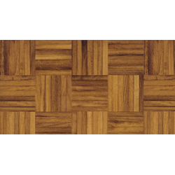 Basic Mosaikparkett Iroko-Kambala natur Würfelverband - 8x22,86x160 mm