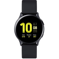 Samsung Galaxy Watch Active2 40mm Aluminum Aqua Black