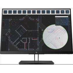 HP MONITOR 24 LED IPS Z24I 16:10 1920X1200 300CD/M VGA/DP/HDMI CERTIFICATO PER WKS