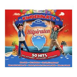 VARIOUS - Hitpiraten-Kinderparty (CD)