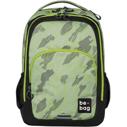 Pelikan Schulrucksack be.bag be.ready, abstract camouflage