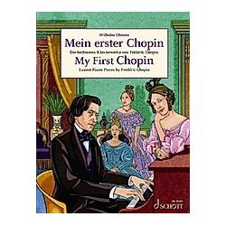 Mein erster Chopin  Klavier. Frédéric Chopin  - Buch