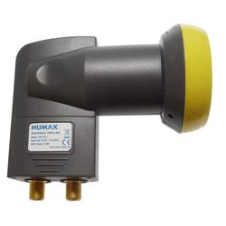 Humax LNB 122 Twin Universal LNB gold Universal-Octo-LNB
